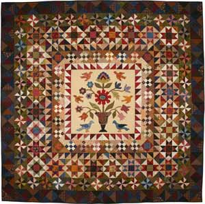 The Cotton Patch : medallion quilt pattern - Adamdwight.com