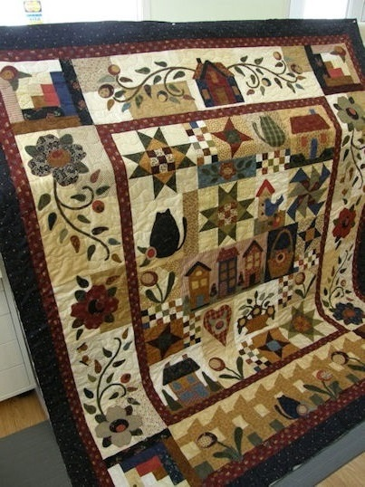The Cotton Patch : country cottage quilts - Adamdwight.com